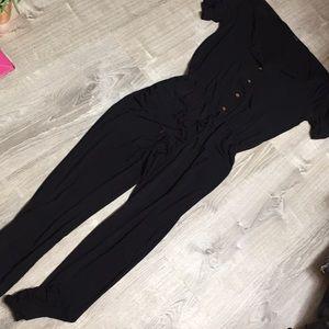 Pants - Pants suit romper